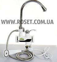 Проточный водонагреватель с душем - Instant Electric Heating Faucet and Shower, фото 1