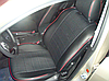 Чохли на сидіння Мітсубісі Кольт (Mitsubishi Colt) (модельні, екошкіра, окремий підголовник), фото 10