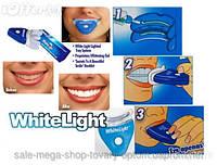 "Отбеливание зубов в домашних условиях ""White light"""
