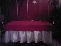 Пошив скатертей Харьков сервировочная салфетка униформа для персонала
