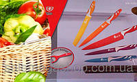 Набор ножей Swiss & Boch 5шт+экономка