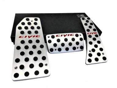 Накладки на педали Honda Civic, АКПП