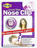 """Клипса """"Антихрап"""" Snore Free Noce Clip"""