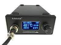 Паяльная станция Ksger T12 с контроллером STM32