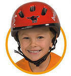 Оригинал. Шлем Защитный детский Bobby Racing Helmet Big 56912