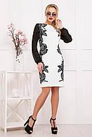 Donna-M Розы-кружево платье Лерина д/р , фото 1