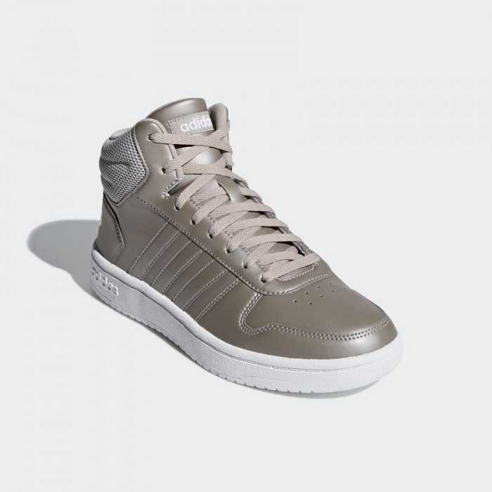... Высокие кроссовки Adidas Hoops 2.0 Mid W F34807 - 2019, фото 4 ... f7003ad0841
