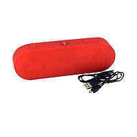 Портативная Bluetooth колонка SPS MLL60 MP3 Red (1100)