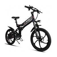 Электровелосипед Chic KJING Черный (013pfpybj1348)