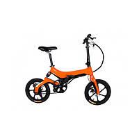 Электровелосипед Onebot S6 Оранжевый (013lhim1346)