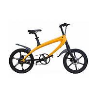 Электровелосипед LEHE S1 Желтый (013gzi7kw1355)