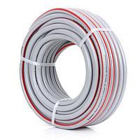 Шланг для полива INTERTOOL 5-ти слойный 1/2 30м армированный PVC (GE-4133)