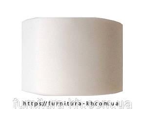 Лента шелковая, цвет белый, ширина 50 мм (50 м в бобине)