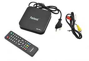 Ресивер цифровой ТВ тюнер DVB-T2 Pantesat HD-95 T2 6045653, КОД: 195948