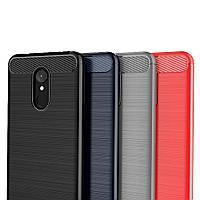 Чехол iPaky ShockProof для Xiaomi Redmi 5 Plus /Redmi Note 5 (Single Camera) (Сяоми (Ксиаоми, Хиаоми) Редми 5 плюс)
