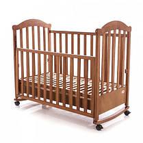 Детская кроватка Baby Care BC-475BC тик, фото 3