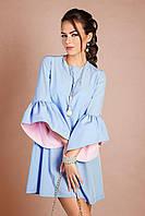 """Donna-M Эксклюзивное платье """"La Caramella"""" 17507 C, фото 1"""