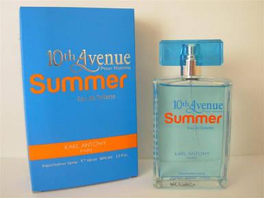 Туалетная вода 10 Avenue Summer M 100ml