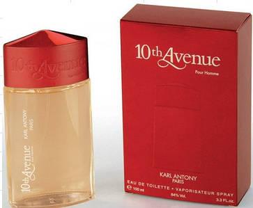 Туалетная вода 10 Avenue Homme 100