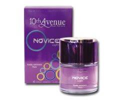 Туалетная вода 10 Avenue Novice Light W100 (фиолетовый), фото 2