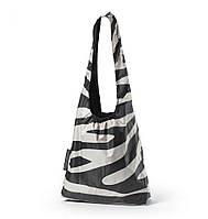 StrollerShopper™ - Zebra Sunshine - большая сумка на коляску Elodie Details