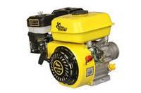 Двигатель  бензиновый  Кентавр ДВС-200БЗР (6,5 л.с.)