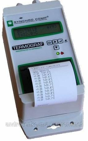 Регистратор температуры