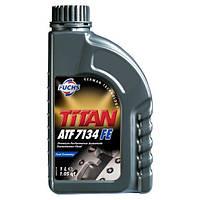 Трансмиссионное масло TITAN ATF 7134 FE 1L