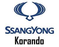 SsangYong Korando. Ссанг Йонг Корандо. Стартер, генератор и комплектующие.