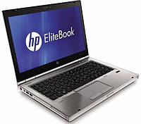 "БУ Ноутбук 15.6"" HP Elitebook 8560p, Core i7-2620M(2.7 Ghz), 8GB DDR3, Radeon HD 6470M, 120GB SSD"