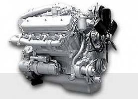 Дизельний двигун ЯМЗ-236 БК