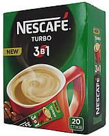 """Кофейная смесь Nescafe 3в1 """"Turbo"""""""