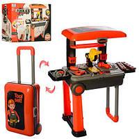 Набор детских инструментов на стойке - чемодане арт. 008-922, фото 1