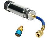 Набір для пошуку витоку фреону зі шприц-інжектором 60мл + 100 мл у/ф фарби, фото 2