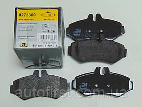 Roadhouse 0273300 Колодки тормозные задние Sprinter, VW LT (Германия)