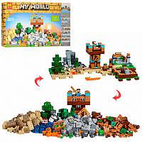 """Конструктор Bela Minecraft """"Верстак 2.0"""" (723 детали) арт. 10733 (аналог Lego Minecraft)"""