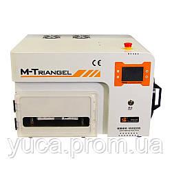 """Аппарат с вакуумным ламинатором и автоклавом M-Triangel MT-102 9"""" (встроенный насос, диам. и гл. автоклава d=16, L=17см, ламинатор L=16 х W=17.5 см)"""