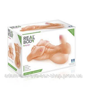 Торс мужчины Real Body - My Man