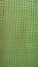 Тюль Сетка салатовая (kod 2750)