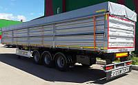 Тент-брезент на зерновоз под заказ из ПВХ Испания