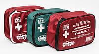 Автомобильные аптечки, сумки и жилеты техпомощи