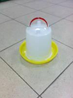 Поилка для птицы пластиковая  5 л
