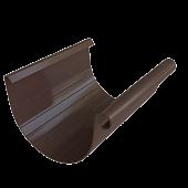Ринва водостічна система  Альта Профіль 125 мм коричнева 3м