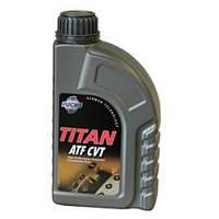 Трансмиссионное масло TITAN ATF CVT 1L