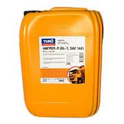 Минеральное трансмиссионное масло YUKO Нигрол-Л (GL-1, SAE 140) канистра 20л
