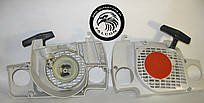 Стартер Stihl MS 180, MS 170 (корпус вентилятора Штиль 11300802100, 11300802105, 11300801800)