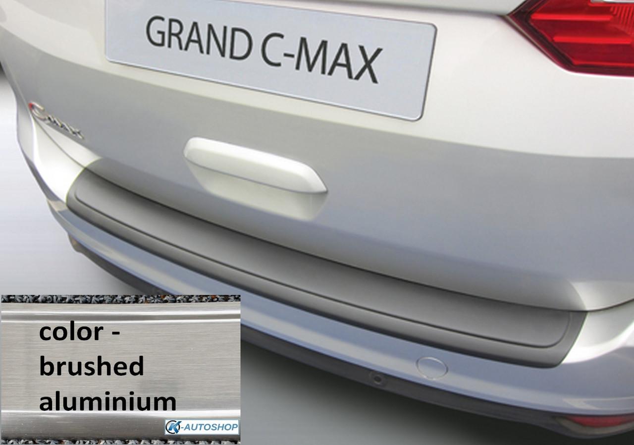 RBP4924 Ford Grand C-Max 2015> rear bumper protector
