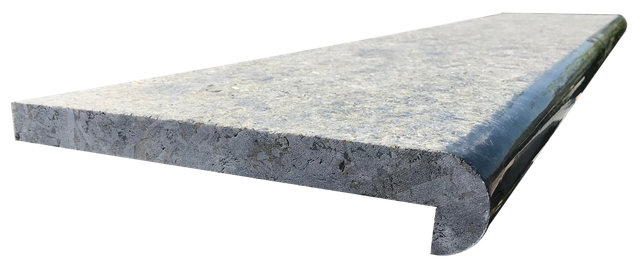 Копинговый камень бортовой камень для бассейна из гранита