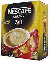 """Кофейная смесь Nescafe 3в1 """"Creamy"""""""