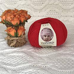 """Oxford Baby Wool """"01"""" Нитки для вязания оптом"""